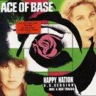 Ace of Base - Happy Nation (CD 1993) Possum -New Zealand / 24HR POST