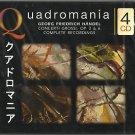 Handel - Concerti Grossi op 3 & 6 Complete Recordings 4xCD SET NEW / 24HR POST