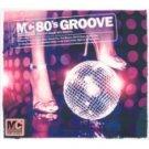 Various - 80's Groove [Mastercut] (3xCD 2007) NEW / 24HR POST