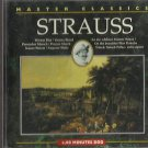 J. Strauss - Master Classics (CD 1995) Vienna Strauss Orchestra 24HR POST