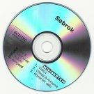 SEBROK - MINI SKETCH -ADVANCE PROMO- CD SCI+TEC / 24HR POST