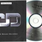 Craig David - Signed Sealed Delivered -FULL PROMO- (CD 2010) 24HR POST