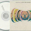 Patrick Zigon - The Alpha State CD 2011 SLIPCASE EDITION / 24HR POST