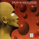 Various - Drum N Bass 2000 Sci-Fi Beats 4xCD BOXSET Vol 3 / 24HR POST
