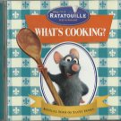 Ratatouille (What's Cooking? Original Soundtrack) (CD 2007) Disney  24HR POST
