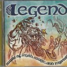 LEGENDS Music of Myth Magic and Mystery CD 2005 Sibelius - Wagner - Holst -Dukas