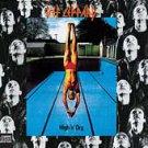 Def Leppard - High 'N' Dry (CD1984) Mercury 8188362Y1 / 24HR POST