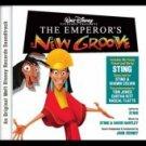 Emperor's New Groove (Original Soundtrack) (CD 2000) Sting - John Debney