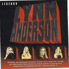 Lynn Anderson - Legends CD 1994  19 Tracks / 24HR POST