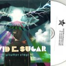 David E. Sugar - Memory Store -FULL PROMO-WHITE LABEL (CD 2010) 24HR POST