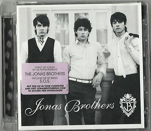 Jonas Brothers - Jonas Brothers (ECD 2008) Hollywood / 24HR POST