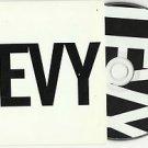 Levy - Rotten Love -FULL PROMO-(CD 2005) Slipcase / 24hr Post