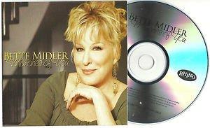Bette Midler - Memories of You -FULL PROMO- (CD 2010) 24HR POST