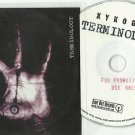 XYKOGEN - TEMINOLOGY -FULL ADV PROMO- CD 2008 Line Out / 24HR POST