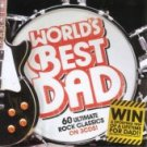 Various - World's Best Dad(60 Ultra Rock 3xCD 2007 /24HR POST