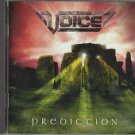 Voice - Prediction (CD 1999) AFM Records / 24HR POST