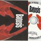 Batusis - BATUSIS EP -FULL PROMO- CD Dead Boys - New York Dolls / 24HR POST