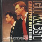 Go West - Greatest Hits Live [Pegasus] (Live Recording) (CD 2004) 24HR POST