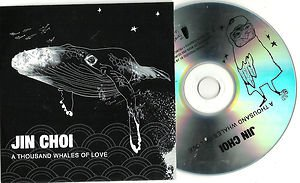JIN CHOI - A Thousand Whales of Love -FULL PROMO- CD 2012 / 24HR POST