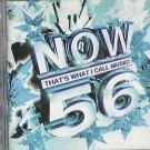 Various - Now, Vol. 56 [UK] nr Mint (2xCD 2003) 24HR POST