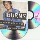 This is Burns - European Sex Music -FULL PROMO- 2x CD Disco Italo House Techno