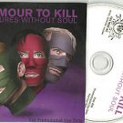 Glamour to Kill - Creatures Without Soul -FULL PROMO- (CD 2010) 24HR POST