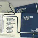 Custom Blue - All Will Be Well -RARE SLIPCASE EDITION- (CD 2009) 24HR POST