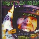 Various - Revenge Of The Killer Crash Helmets Pt4 (CD 2006) RETCH / 24HR POST