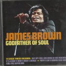 James Brown - The Godfather Of Soul CD 1998 / 24HR POST