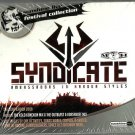 Various - Syndicate  Ambassadors in Harder Styles (3xCD 2008) 24HR POST