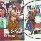 Oszibarack - Plim Plum Plam CD 2008 SLIPCASE EDITION / 24HR POST
