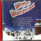 Various - Winter Wonderland (CD 1990 ) Christmas CBS / 24HR POST