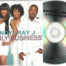 Brandy and Ray J - A Family Business -FULL PROMO- CD 2011 / 24HR POST