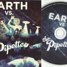 The Pipettes - Earth vs. the Pipettes -FULL PROMO- (CD 2011) SlipCase / 24HR POS