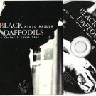 MIKIO MASUDA - BLACK DAFFODILS CD 2009 / 24HR POST