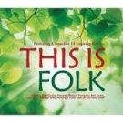 Various Artists - This Is Folk ( 3x CD-Boxset NEW /24HR POST