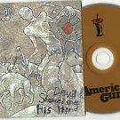 AMERIICAN GUN - The Devil Showed Me His Hand CD 2009 SlipCase / 24HR POST