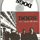 Dogs - Turn Against This Land - 6 TRACK PROMO- (CD 2005) 24HR POST