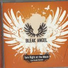 Bleak Angel - Turn Right at the Moon (CD 2009) Casket 24HR POST