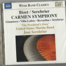 CARMEN SYMPHONY - BIZET / SEREBRIER CD 2008 / 24HR POST