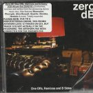 Zero dB -OneOffs B-Sides Remixes  2xCD--PROMO SLEEVE-  /24HR POST