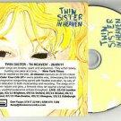 Twin Sister - In Heaven -FULL PROMO-  (CD 2011) 24HR POST