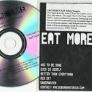 Eat More Cake - Climb the Ladder -Album Sampler (CD 2010) 5 Tracks / 24HR POST