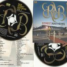 VARIOUS - R&B STREET ANTHEMS -FULL PROMO- 2x CD 2011 GOLD EDITION