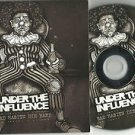 UNDER THE IINFLUENCE - Bad Habits Die Hard -SLIPCASE EDITION- CD 2011 / 4HR POST