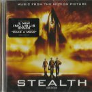 Stealth - Soundtrack CD 2005 EPIC  Incubus - David Bowie - Kasabian - Sly - Fray