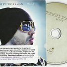Hawksley Workman - Meat -FULL PROMO-(CD 2010) SlipCase / 24HR POST