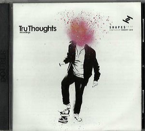 Tru Thoughts - Shapes 10.01 2x CD 2010 -no back cover- 24HR POST