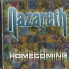 Nazareth - Homecoming (Greatest Hits Live in Glasgow) (CD 2002) 24HR POST