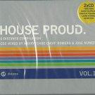 Various - House Proud, Vol. 1  (2xCD 1999) mixed by Harry Romero & Jose Nunez